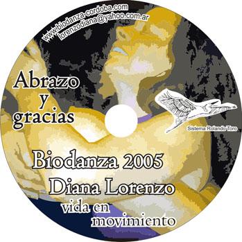 cd biodanza 2005