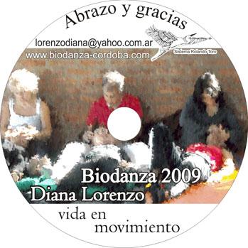 cd biodanza 2009